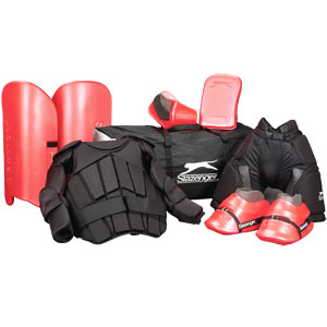 Slazenger Premium Academy Educational Hockey Goalkeeper Set