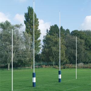 Harrod UK Senior Steel Club AFL Goal Post