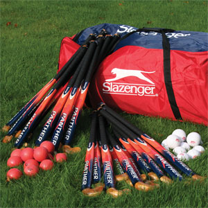 Slazenger Hockey Coaching Kit