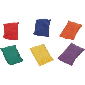 PLAYM8 Bean Bag 6 Pack