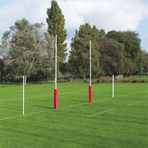 Harrod Sport Junior Steel Club AFL Goal Posts
