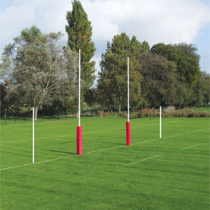 Harrod UK Junior Steel Club AFL Goal Posts