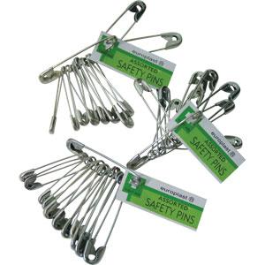 Koolpak Safety Pins