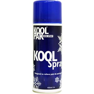 Koolpak Kool Freeze Spray - 400ml