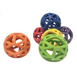 PLAYM8 Flexi Ball 6 Pack 9cm