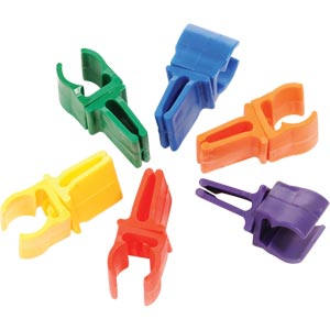 PLAYM8 Flat Clip 6 Pack