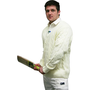 GM Long Sleeved Cricket Sweater