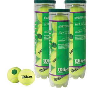 Wilson Starter Play Tennis Ball 12 Pack