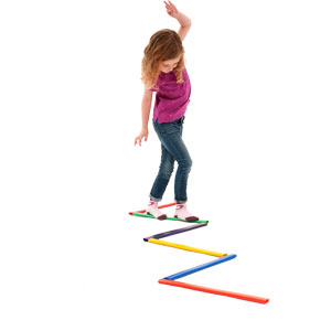 PLAYM8 Run n Jump Steps