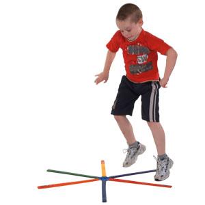 PLAYM8 Fun n Fit Rainbow Wheels