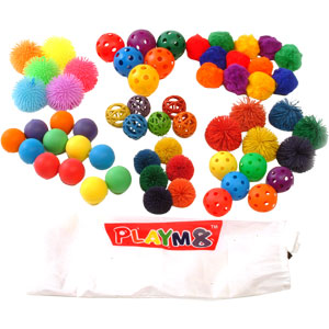 PLAYM8 Small Ball Pack