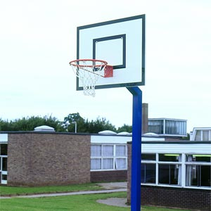 Harrod Sport Mini Basketball Goals Set