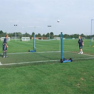 Harrod UK Premier Soccer Head Tennis Posts