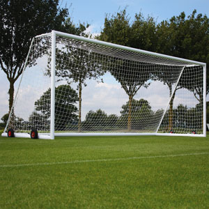Harrod UK 3G Football Portagoals 21ft x 7ft