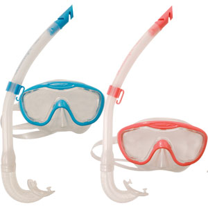 Speedo Junior Glide Snorkel and Mask
