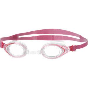 Speedo Junior Mariner Swimming Goggles Pink/Clear