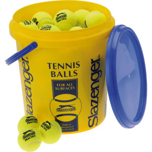 Slazenger Coaching Tennis Ball 60 Pack