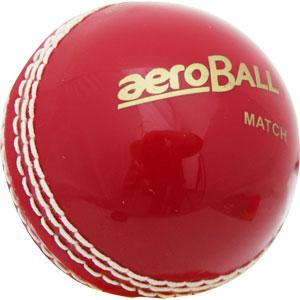 aeroBALL Match Safety Cricket Ball