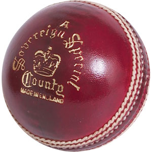 Readers Sovereign Special County A Cricket Ball
