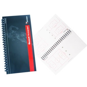 Precision Training A5 Slim Scout Notepads