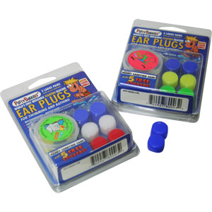 Ear Band-It Putty Buddies Ear Plugs