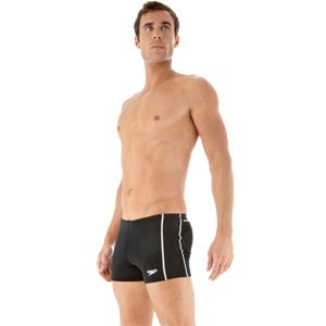 Speedo Endurance+ Essential Classic Aquashorts Black