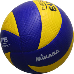 Mikasa MVA 200 Volleyball Official Game Ball