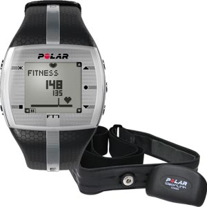 Polar FT7M Sports Watch and Coded Belt