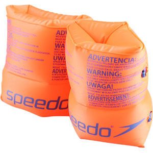Speedo Roll Up Arm Bands