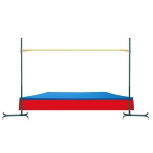 Harrod UK Junior Practice High Jump Stands
