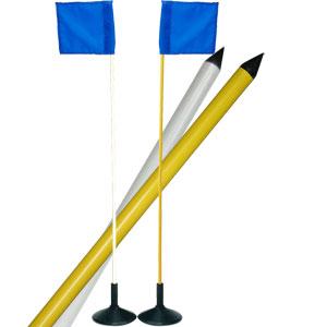 Harrod Sport Flexible Corner Pole
