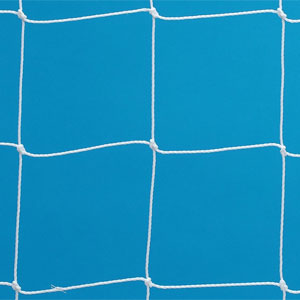 Harrod UK Straight Back Profile Football Nets 21ft x 7ft