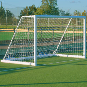 Harrod UK 3G Football Portagoals 12ft x 6ft
