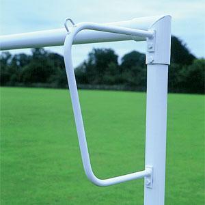Harrod Sport Continental Football Goal Net Supports