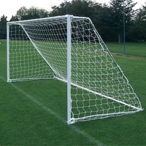 Harrod UK Folding Steel Football Posts 12ft x 6ft