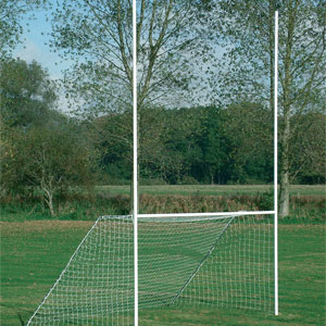 Harrod Sport  Steel Gaelic Football Posts