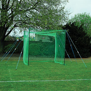 Harrod Sport Wooden Pole Golf Enclosure
