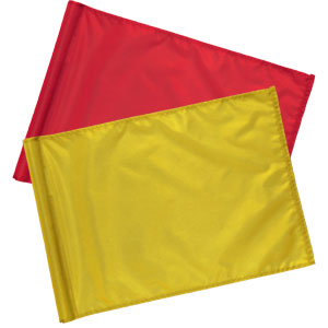 Harrod Sport Nylon Golf Flags