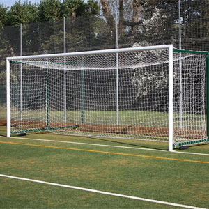 Harrod Sport 3G Fence Folding Football Posts 16ft x 7ft