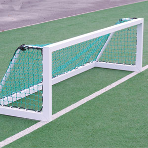 Harrod UK Aluminium Mini Target Hockey Goal