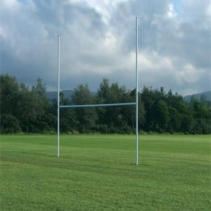 Harrod Sport Aluminium Mini Rugby Posts