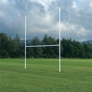Harrod Sport Aluminium Mini Rugby Posts