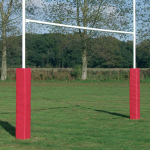 Harrod UK Rugby Post Protectors