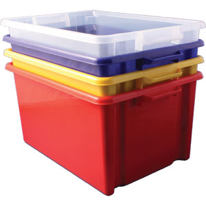 Plastic Stackable Storage Container