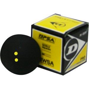 Dunlop Pro Squash Ball Single