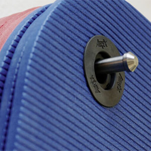 Airex Flexible Mat Storage Eyelets