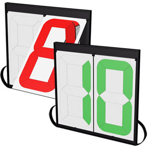 Football Substitution Board