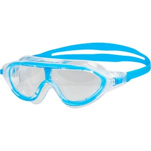 Speedo Junior Rift Swimming Mask Blue/Clear