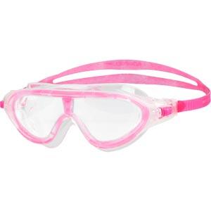 Speedo Junior Rift Swimming Mask Pink/Clear