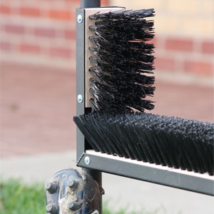 Harrod UK Multi Boot Wiper Spare Brushes